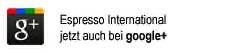 Espresso International bei Google+