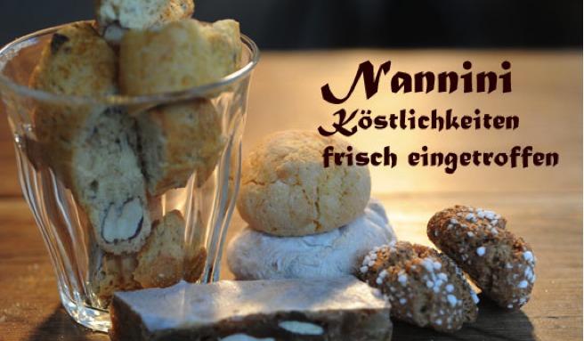 Nannini Gebäck bei Espresso International